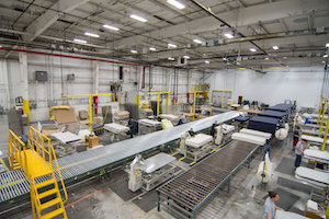 American Bedding's Manufacturing Facility-1