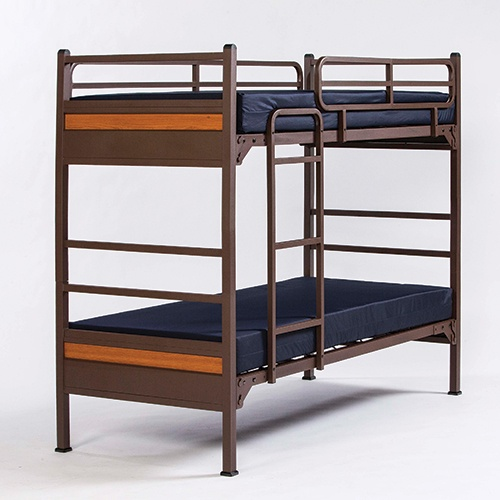 How to Attach a Ladder to Your Metal Bunk Bed