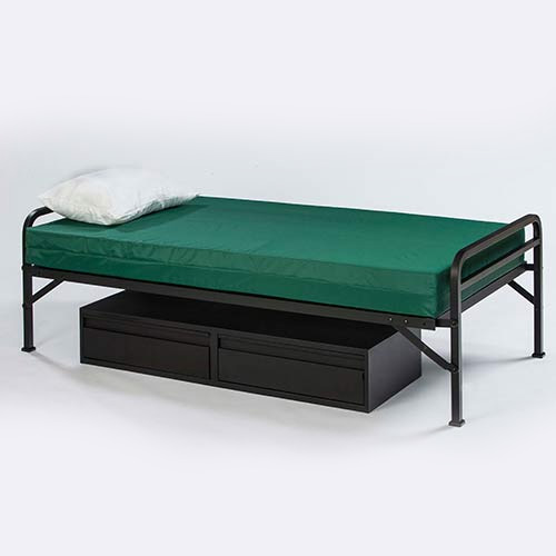 Heavy Duty Metal Bed